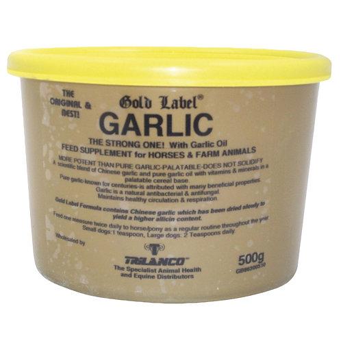 Gold Label Garlic Powder 3kg