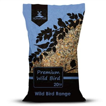 Hutton Mill Premium Wild Bird Mix 20kg