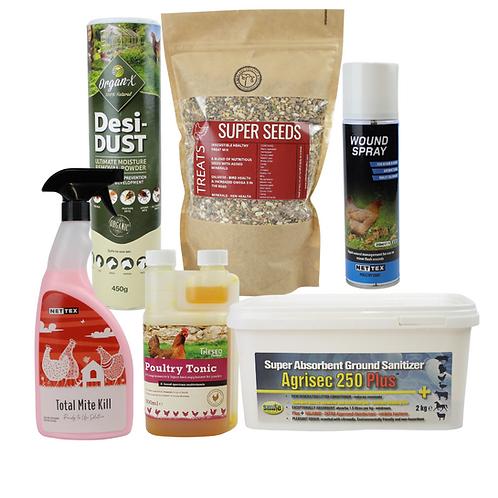 Chicken Health & Hygiene Kit