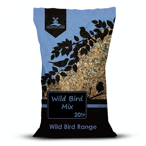 Hutton Mill Standard Wild Bird Mix 20kg