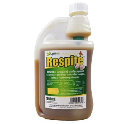 Respite Tonic - Respiratory Support
