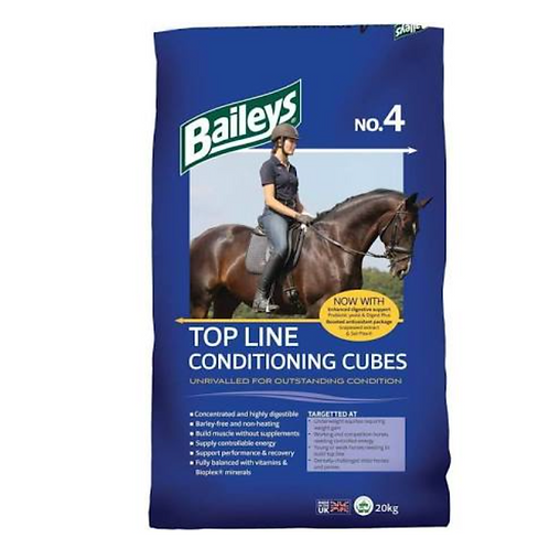 Baileys No 4 - Top Line Conditioning Cubes - 20kg