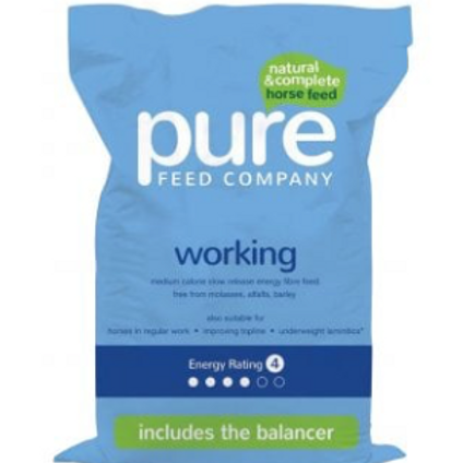 Pure Feed Company Working 15kg