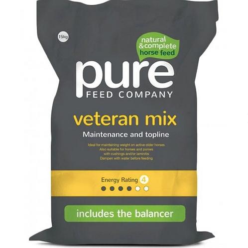 Pure Feed Company Veteran Mix 15kg