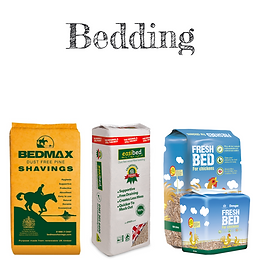 Chicken & Horse Bedding