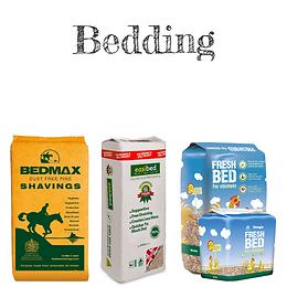 Chicken & Horse Bedding