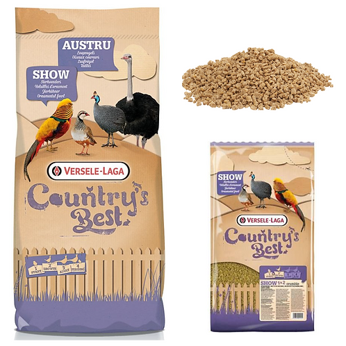 Medicated Chick Crumble - Versele Laga Show 1 - 20kg