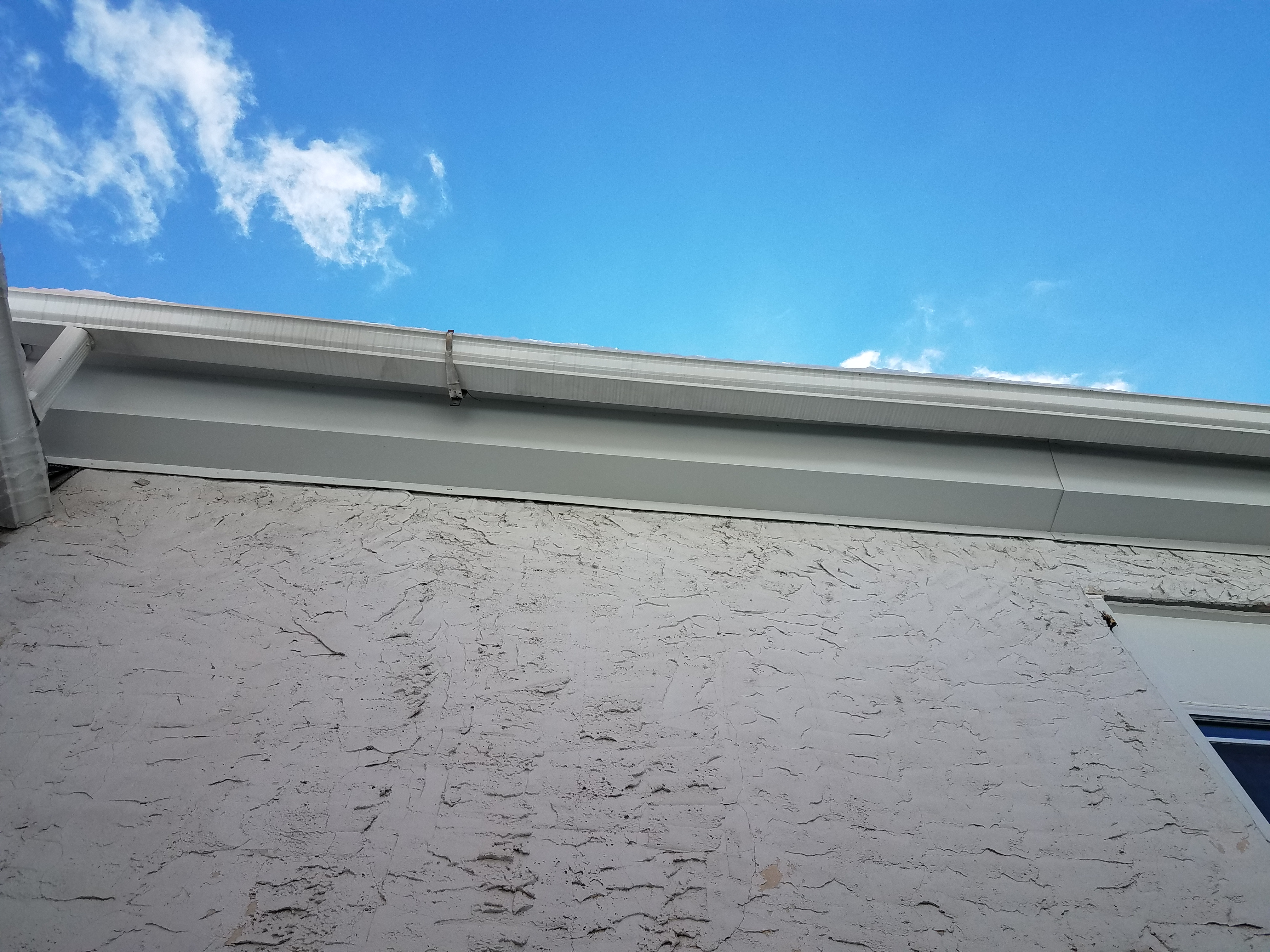 replace gutters