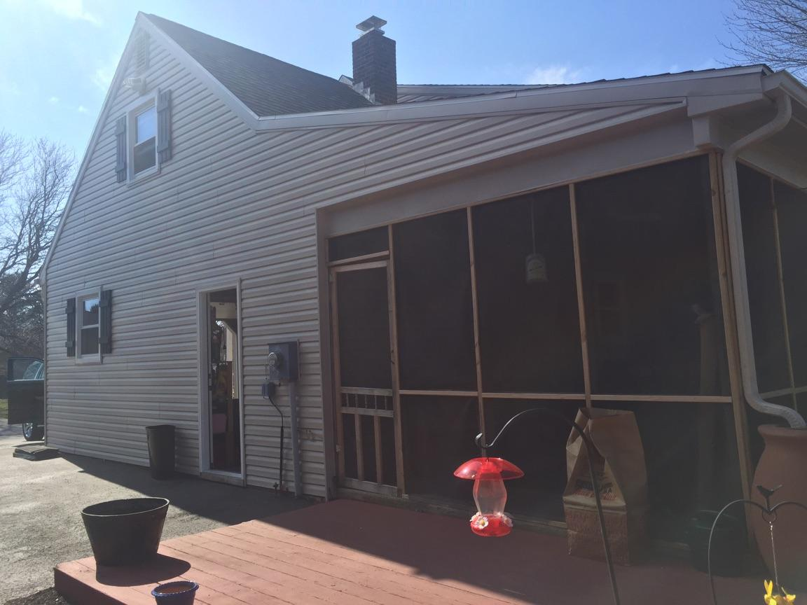 siding, roofing, windows replacement