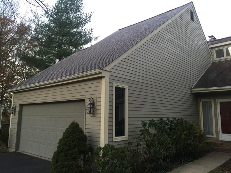 replacement of siding, and roofing