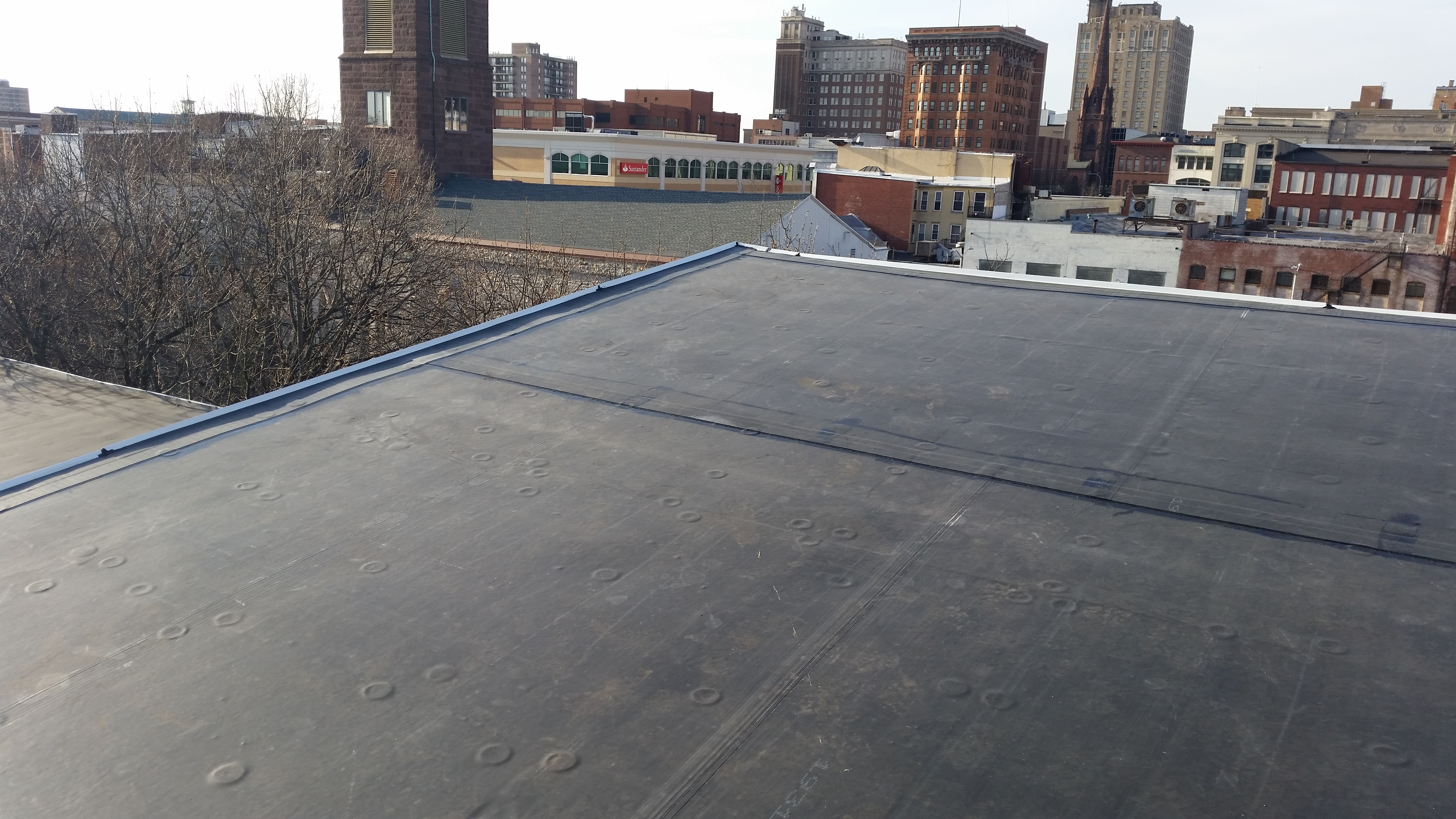 roof replacement in Philadelphia PA