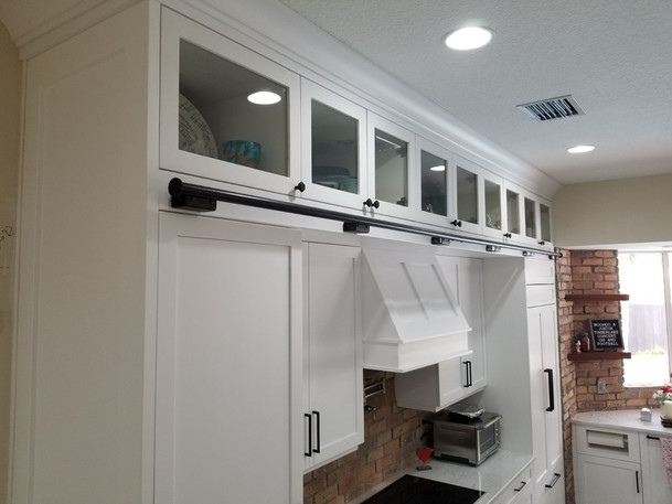 Kitchen remodel in Kendall