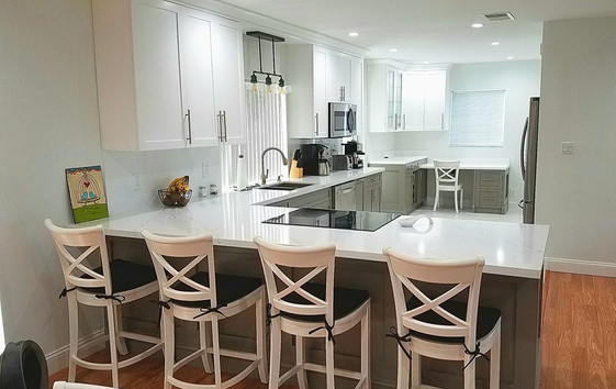 Kitchen remodel in Boca Raton