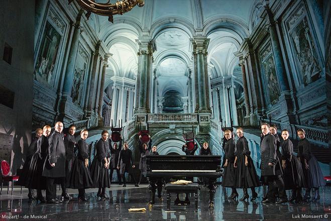 Mozart! - de musical