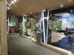 Выставка, оформление интерьера, ПТЗ