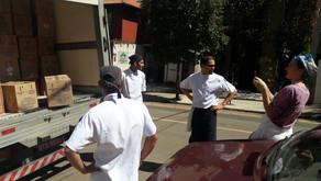ANPC Auxilia grandes Chefes de Cozinha em ação social contra fome e pandemia do CORONONAVíRUS