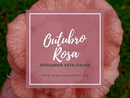 ANPC Apoia o Outubro Rosa