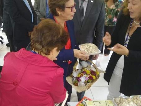 Ministério da Agricultura Visita Polo de Pesquisa de Cogumelos na Embrapa