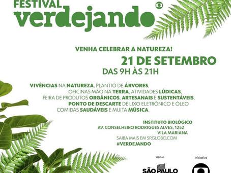 ANPC no Festival VERDEJANDO