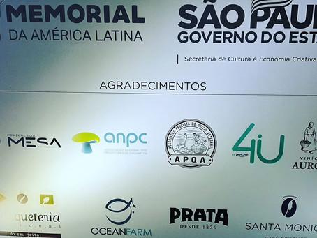 ANPC Esteve Presente na Comemoração dos 30 anos do Memorial da América Latina
