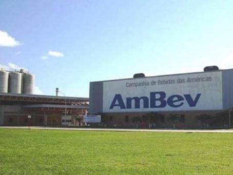 AmBev Recebe ANPC no Rio de Janeiro