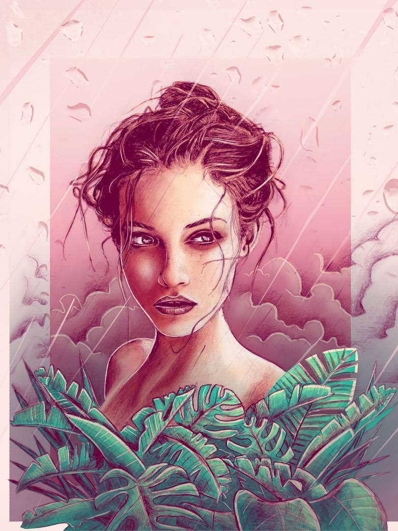 """""""Rain Flower"""""""