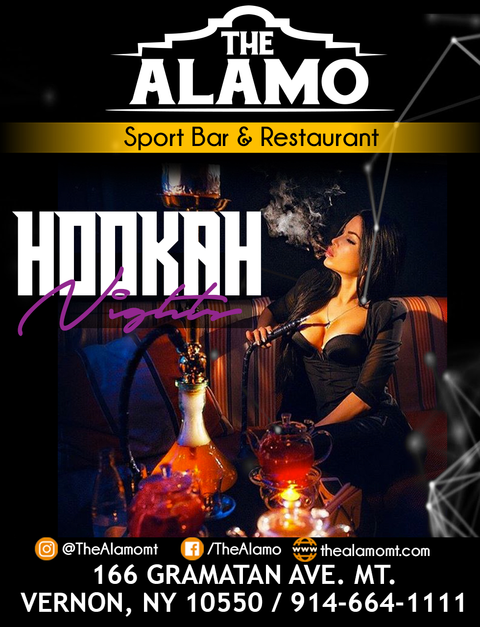 HOOKAH NIGHT