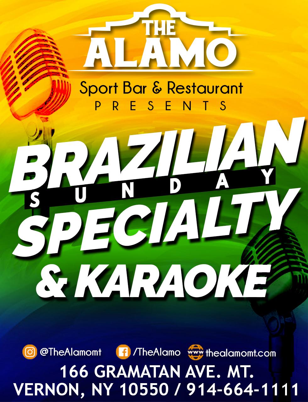 BRAZILIAN SPECIALTY