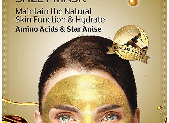 Renew You 24k* Gold Firming Sheet Mask