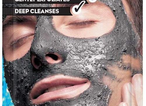 Men's Sucking Mud Scrub
