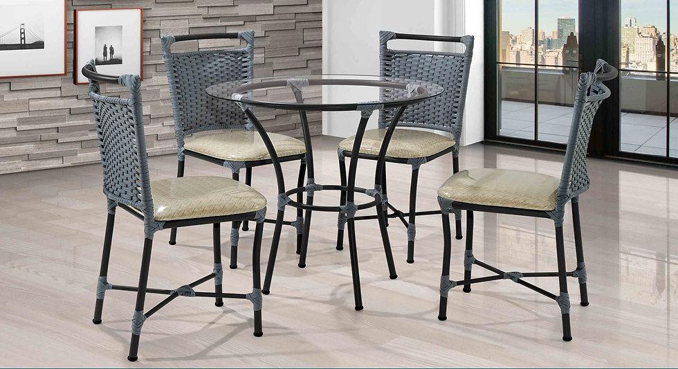 Mesa com cadeiras 293AF