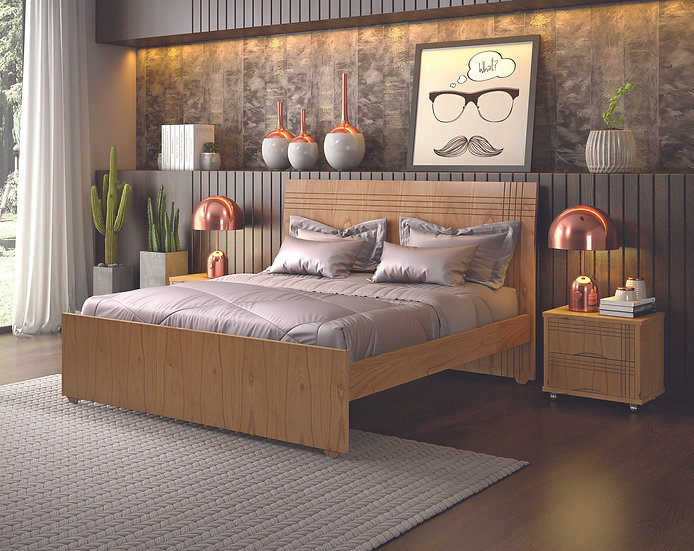 Dormitório Completo 254HS