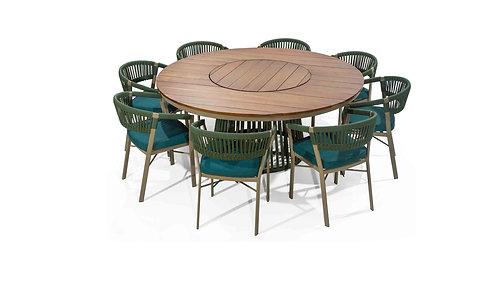 Mesa com cadeiras 296AF