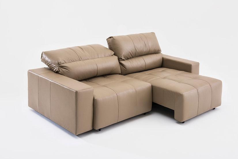 Sofá retrátil e reclinável 411MO