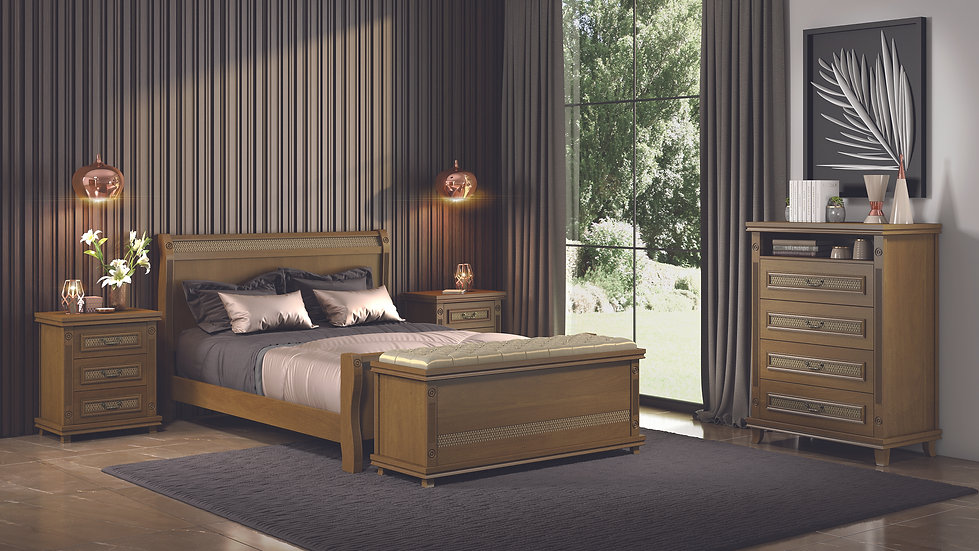 Dormitório Completo 253HS
