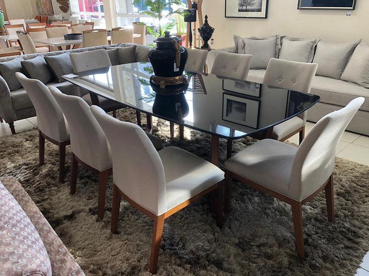 82-Mesa jantar 220+8 cad  10x R$ 691,20