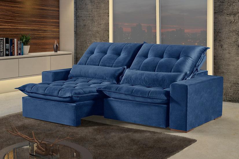 Sofa Retrátil e Reclinável 569FI