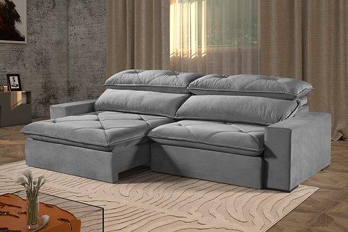 Sofa Retrátil e Reclinável 571FI