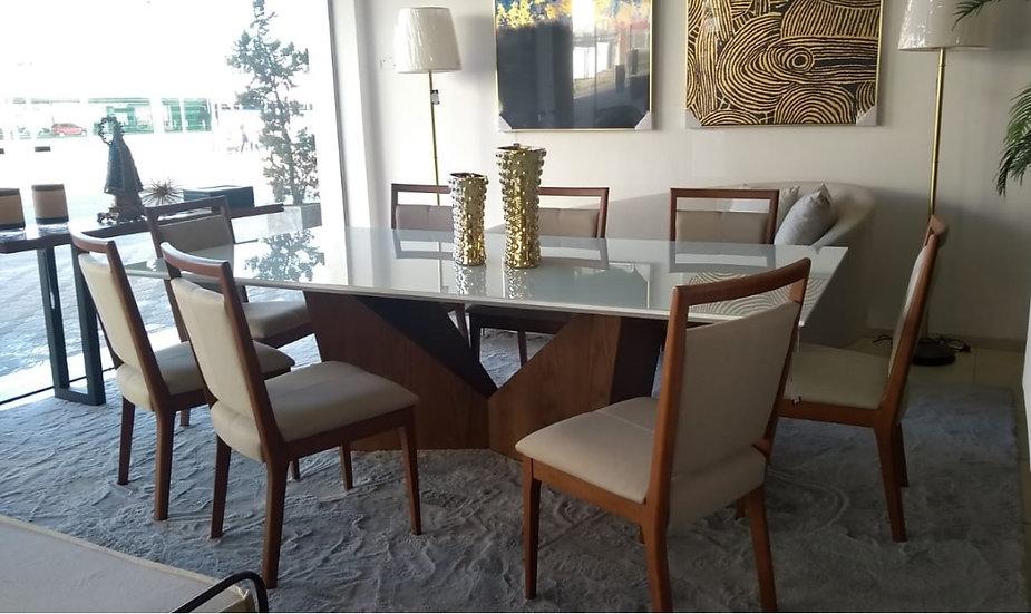 79-Mesa jantar 240+8 cad  10x R$ 1180,80