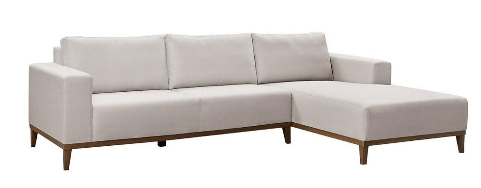 18-Sofá estar com chaise- 10x R$ 429,00