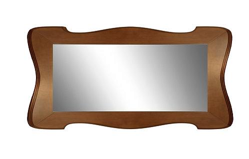 Quadro de Espelho Clássico Horizontal