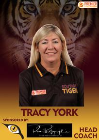 Tracy York