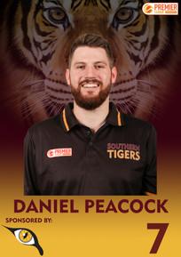 Daniel Peacock
