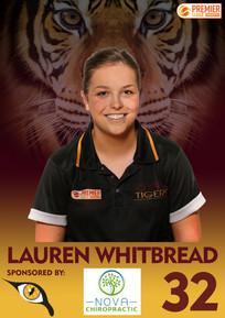 Lauren Whitbread