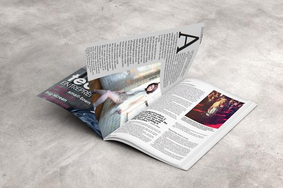 Northfield Now Magazine Featured Spread