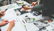 MAGAZINE SPREADS, ADVERTORIALS & PRINT ADVERTISING DESIGN