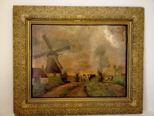B91 - Windmühle