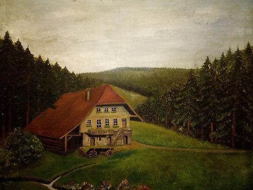BK146 - Landschaftsmalerei