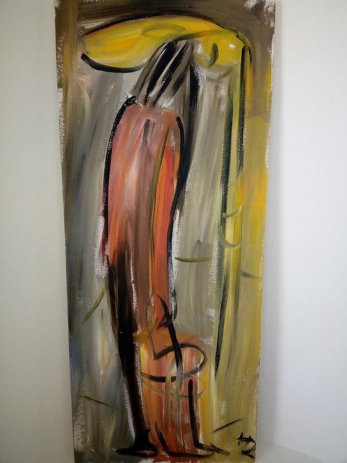 B106 - Junge Hausfrau, 2002
