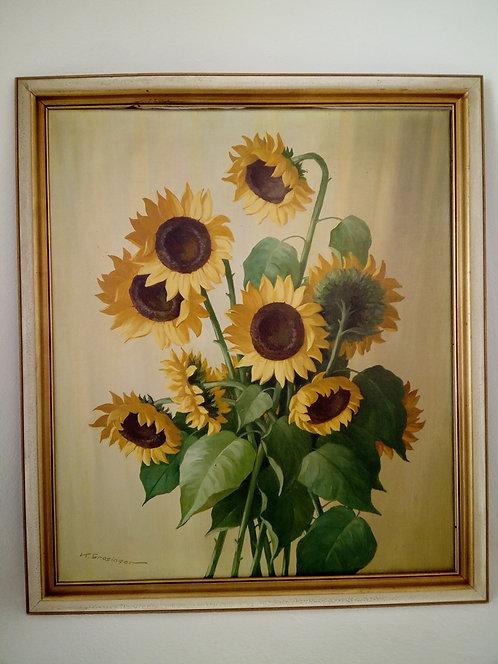B82 - Sonnenblumen